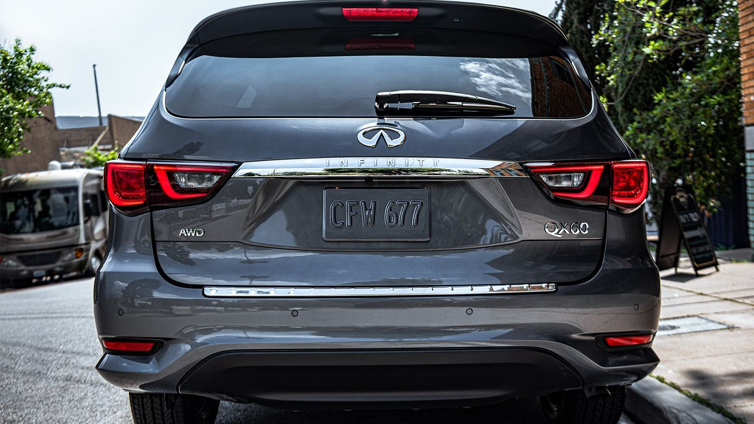 2021 Infiniti Qx60 Spesification