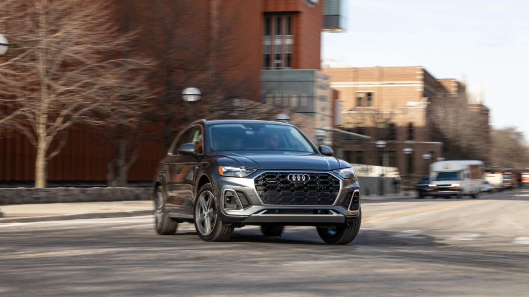 The 2021 Audi Q5 gets major design and features refresh