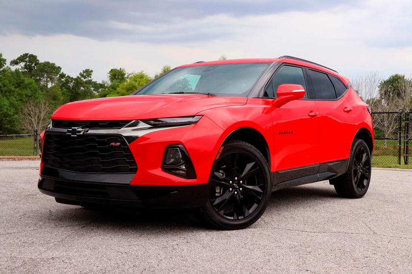 2020 Chevrolet Blazer RS Review, Ratings, MPG and Prices ...