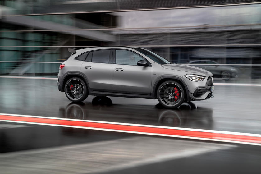 2021 Mercedes Benz Amg Gla 45 Price Review Ratings And Pictures Carindigo Com