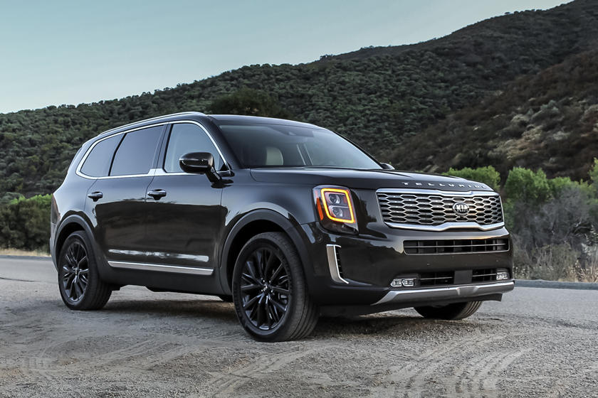2020 Kia Telluride Sx Vs Ex Which Trim To Choose