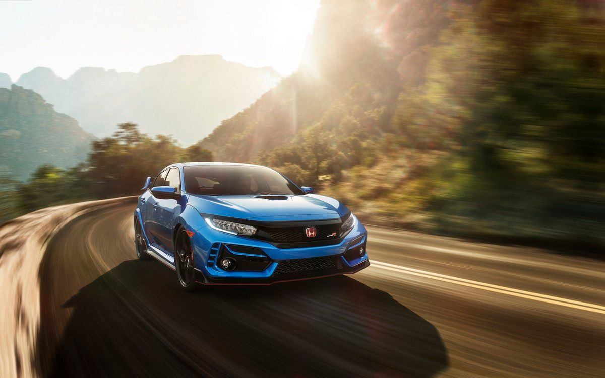 honda pulls the cover off its 2020 civic type