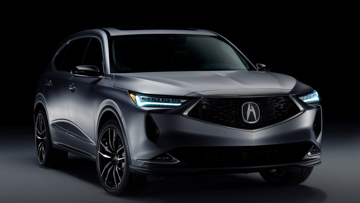4 Acura MDX Prototype Preview- Expected Launch Date, Price