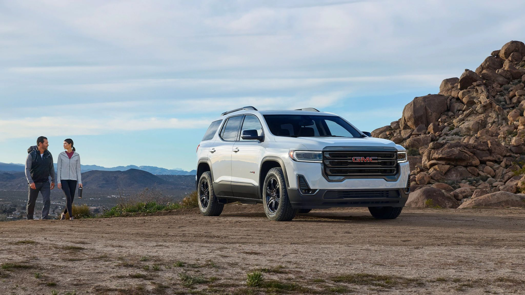2021 gmc acadia review  release date engines mpg