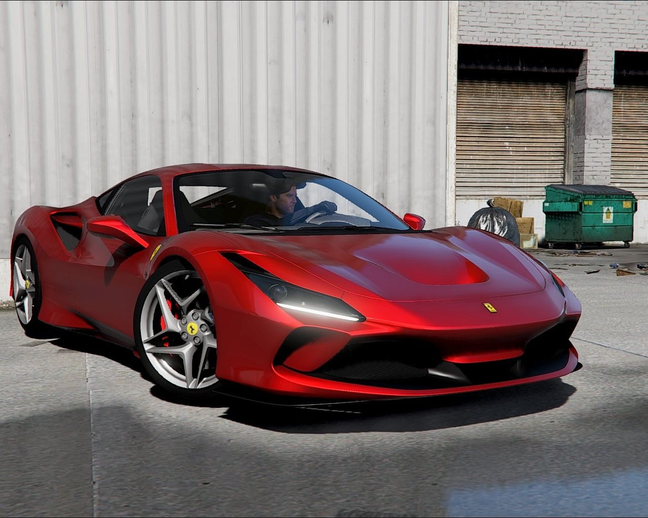 2021 ferrari f8 tributo review pricing features