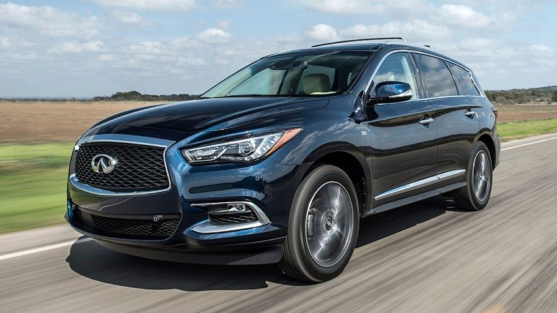 2021 Infiniti Qx60 Review Trims Features Price Performance Mpg Figures And Rivals Comparison