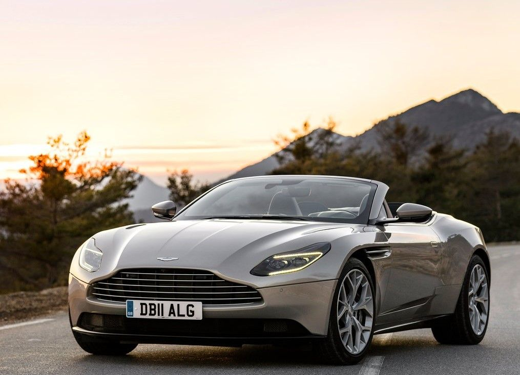 2021 Aston Martin Db11 Volante Convertible Price Review Ratings And Pictures Carindigo Com