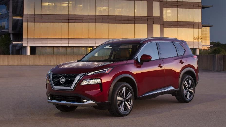 2021 Nissan Rogue Review and Prices