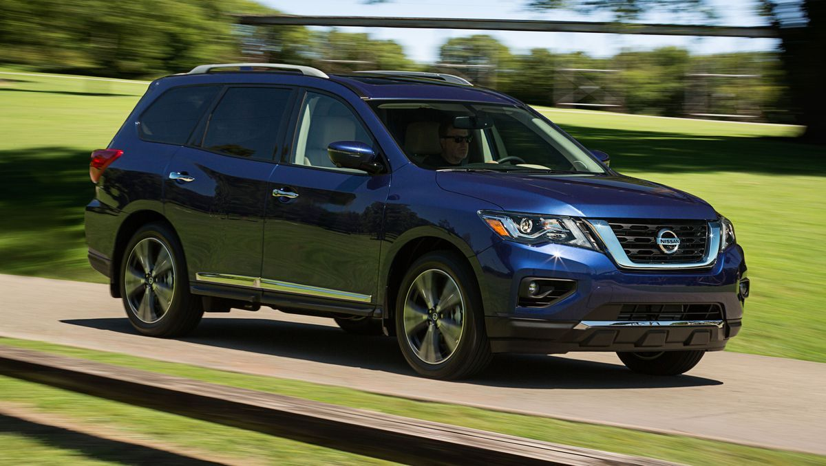 2021 Nissan Pathfinder Review