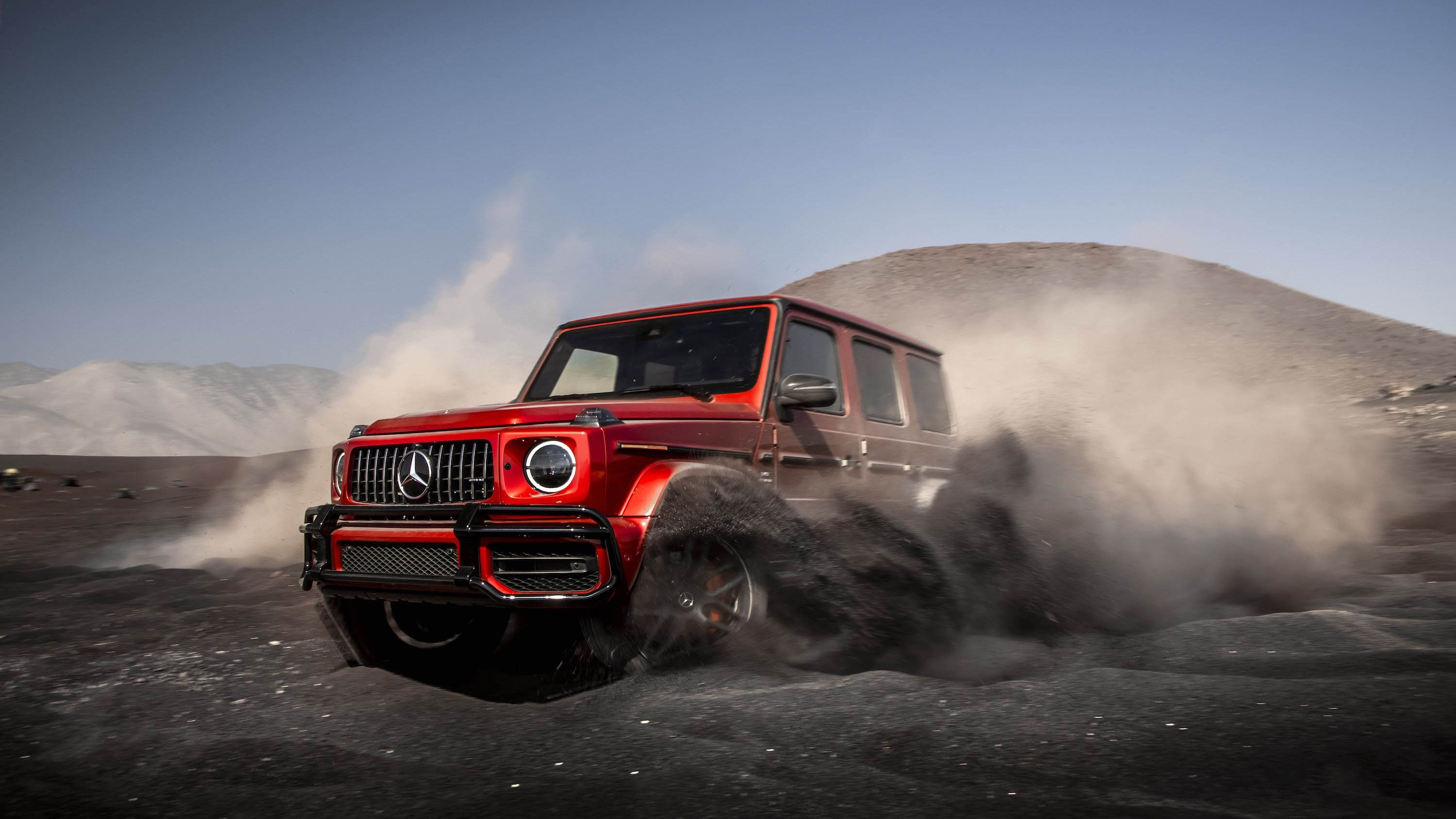 2021 Mercedes Benz G Class Review Pricing Specs Off Roading And Rivals Compared