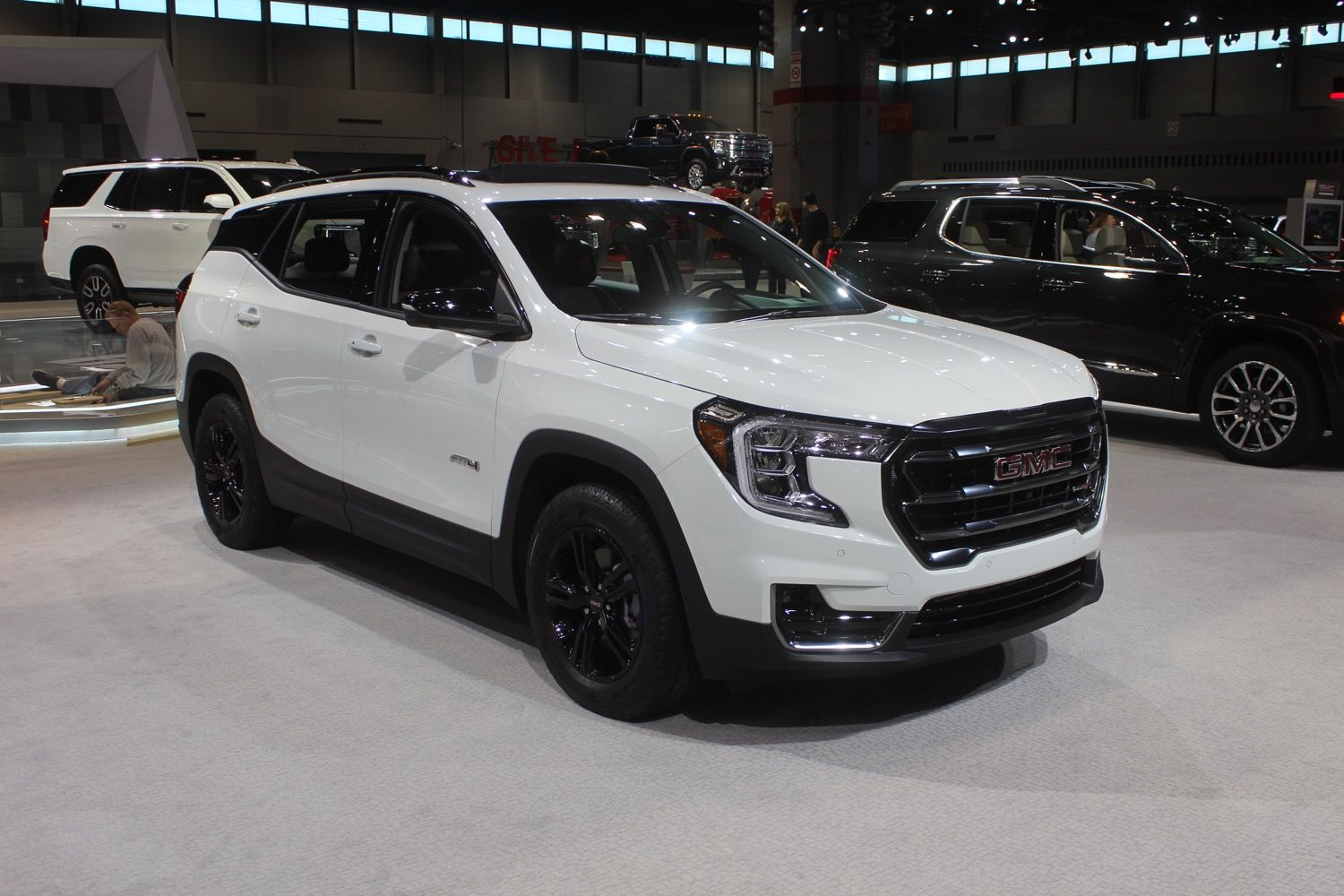 2021 Gmc Terrain Review Trims Features Updates Performance And Rivals Compared