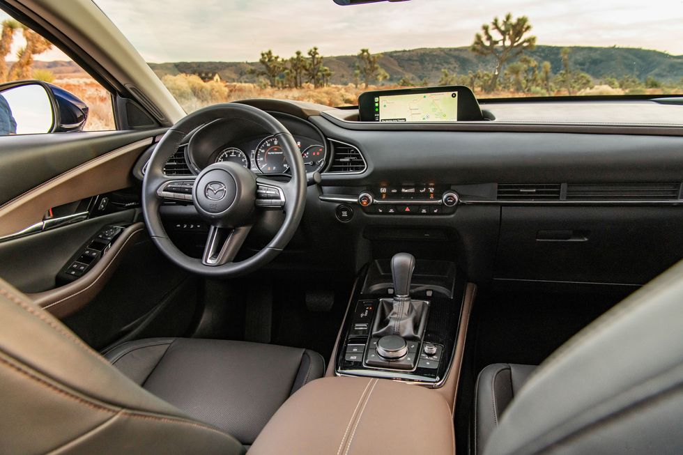 2021 Mazda Cx 30 Review Features Prices Seating Capacity Mpg And Rivals