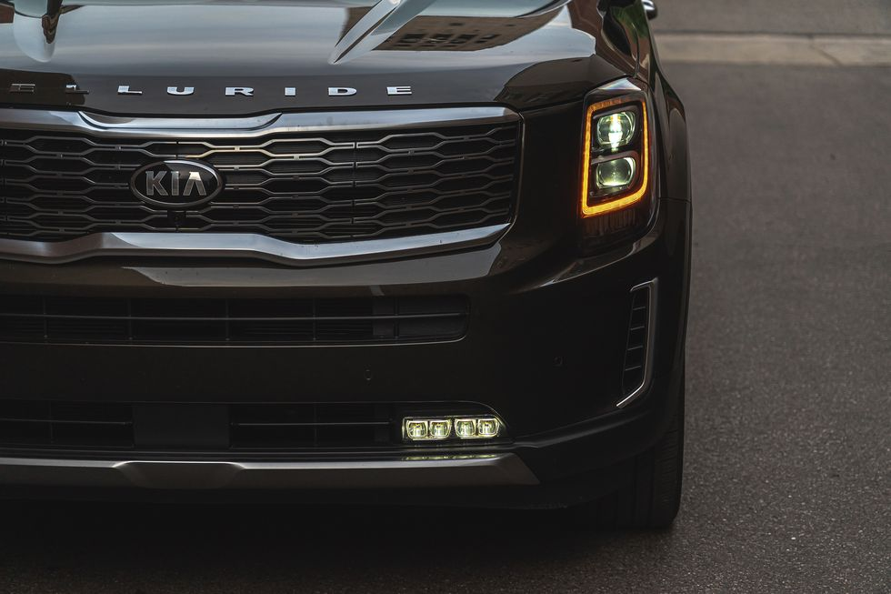 2020 Kia Telluride wallpaper