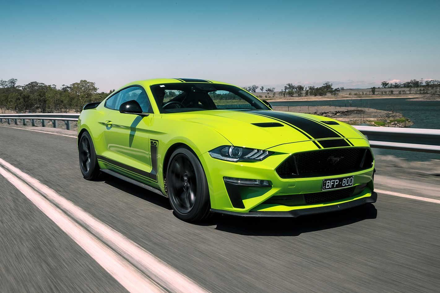 2020 Ford Mustang Gt Coupe 0 To 60