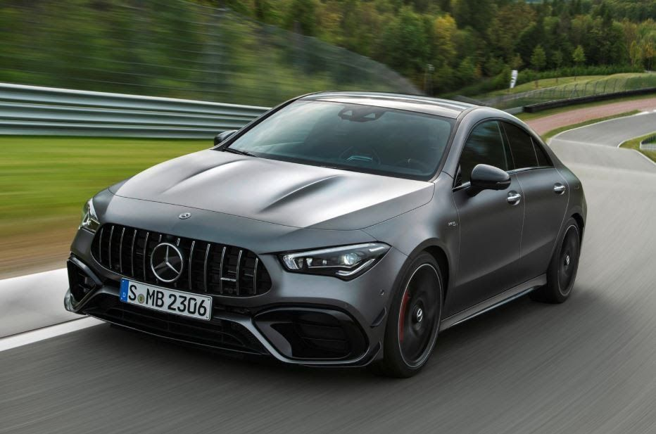 2021 mercedesamg cla 45 review price engine