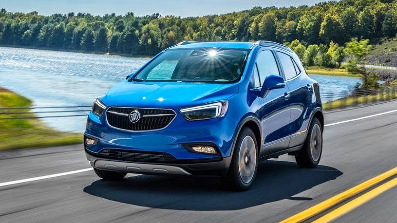 2021 Buick Encore wallpaper