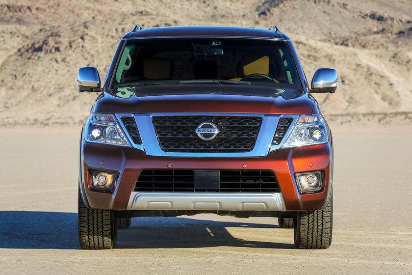 2020 Nissan Armada Performance And Mpg Carindigo Com