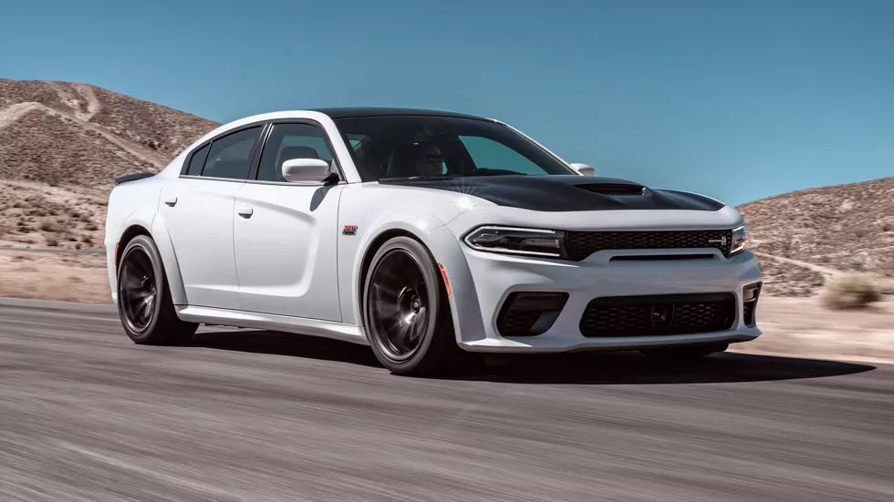 dodge charger scat pack reliability 2 Dodge Charger Scat Pack Widebody Sedan Reliability and