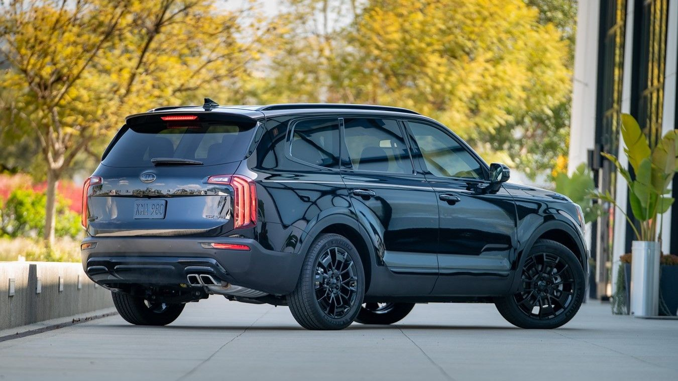 2021 kia telluride review nightfall edition video prices