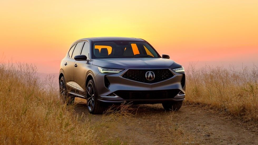 2021 Acura MDX  Review