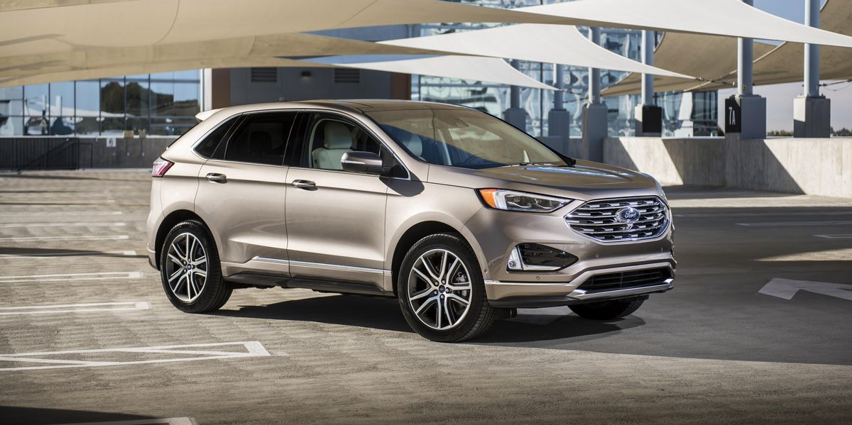 2021 Ford Edge Review - Trims, Prices, Towing Capacity, Features, and Rivals Comparison