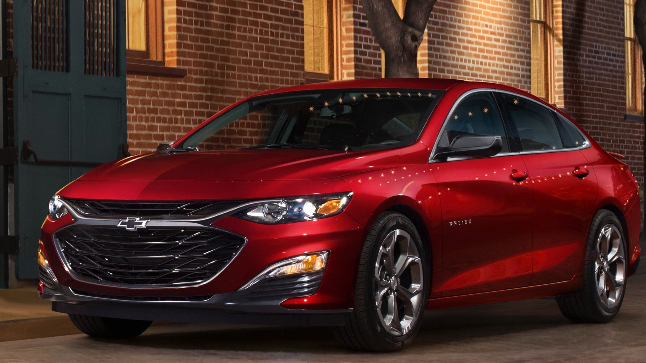 2021 Chevy Malibu Pictures