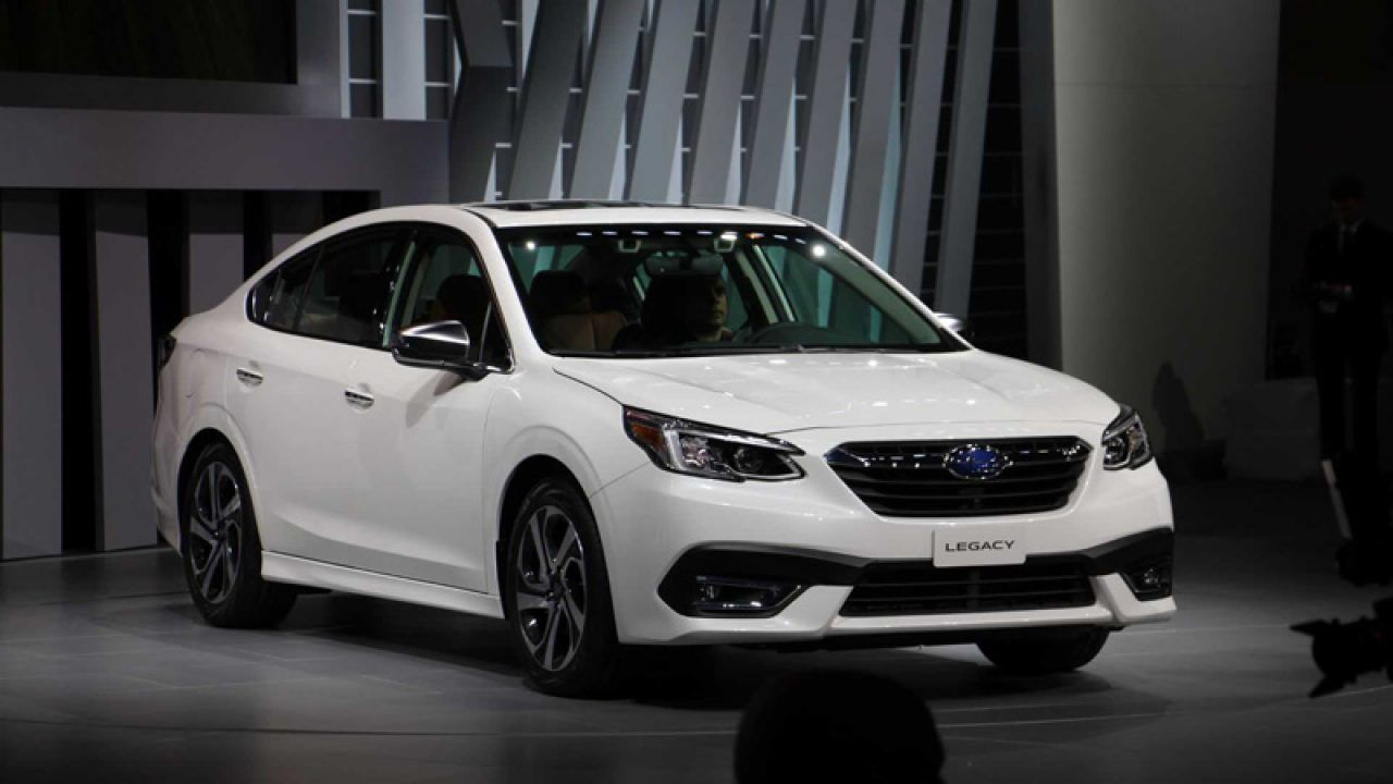 2021 Subaru Legacy Turbo Gt Review and Release date