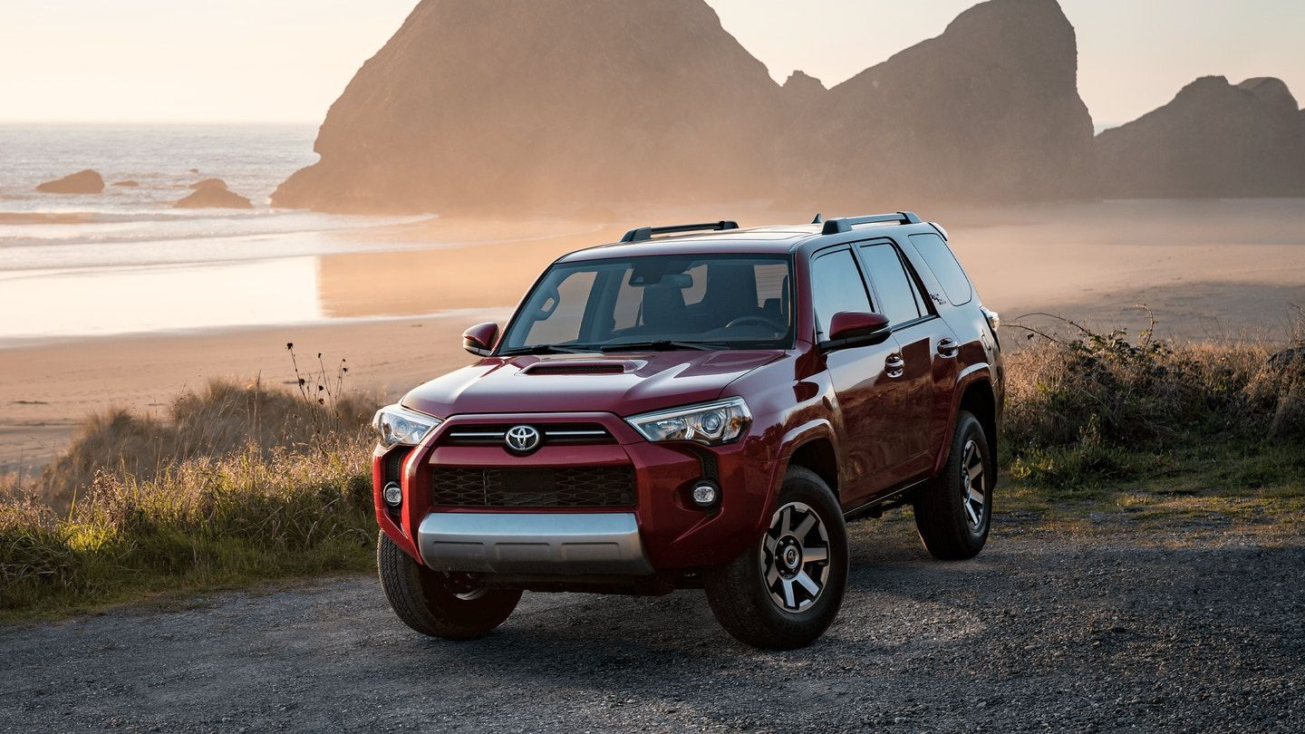 2021 Toyota 4runner Trd Pro Review Price Features Towing Capacity Mpg Rivals
