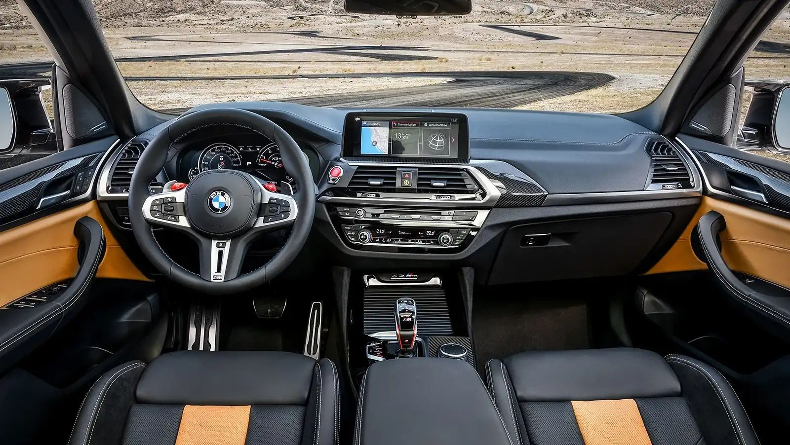2020 Bmw X3 M Suv Interior Review Seating Infotainment Dashboard And Features Carindigo Com