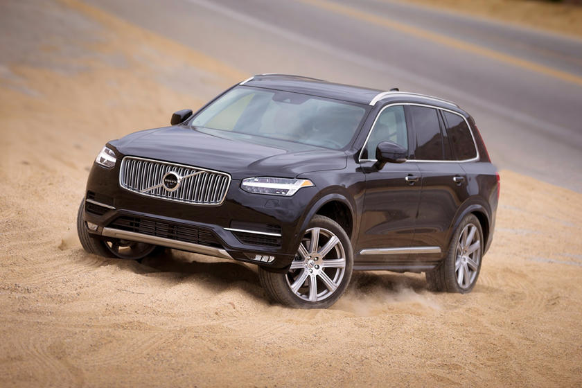 2020 Volvo Xc90 Review Ratings Mpg And Prices Carindigo Com