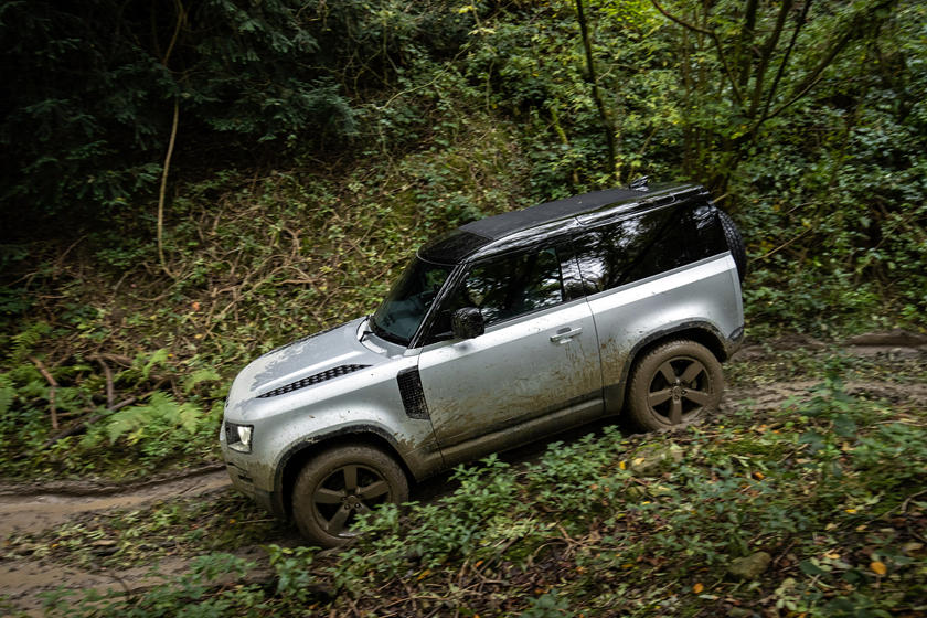 2021 Land Rover Defender X Dynamic 90 SUV Reliability and ...