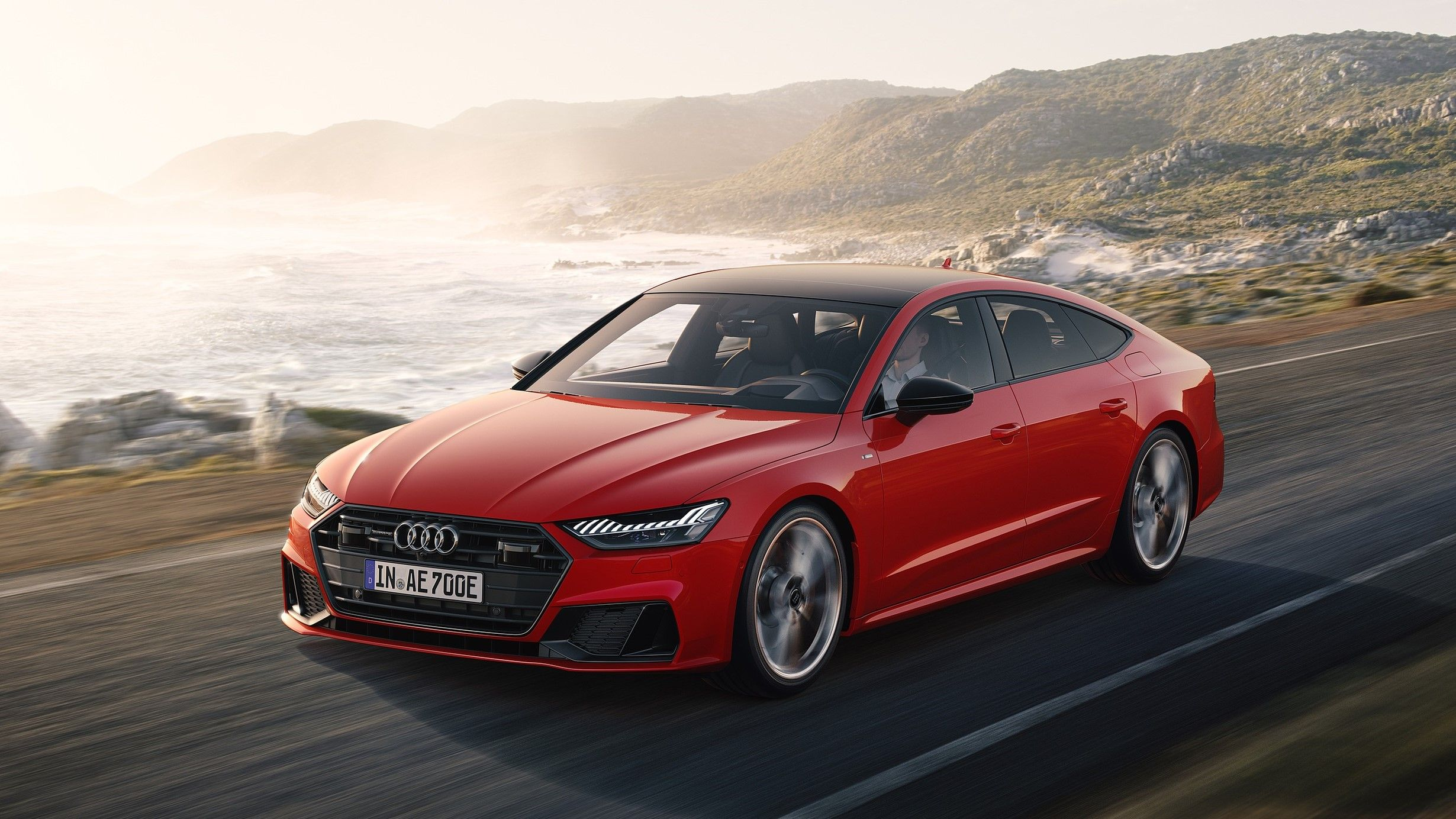 2021 Audi A7 Review Updates Release Date Trims Engine Interior And Rivals Comparison