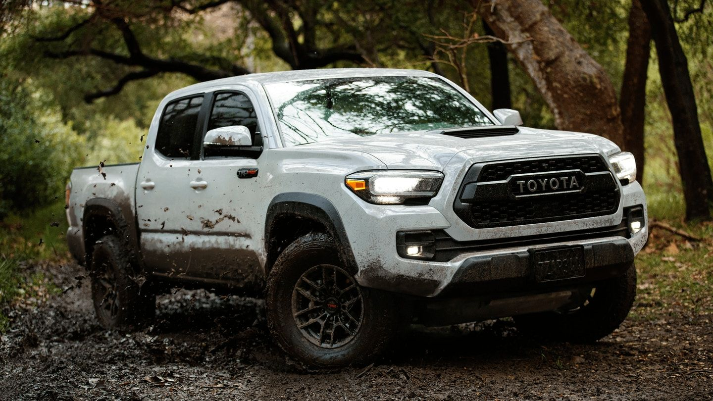 2021 Toyota Tacoma Trd Pro Review Price Features Towing Capacity Specs And Rivals