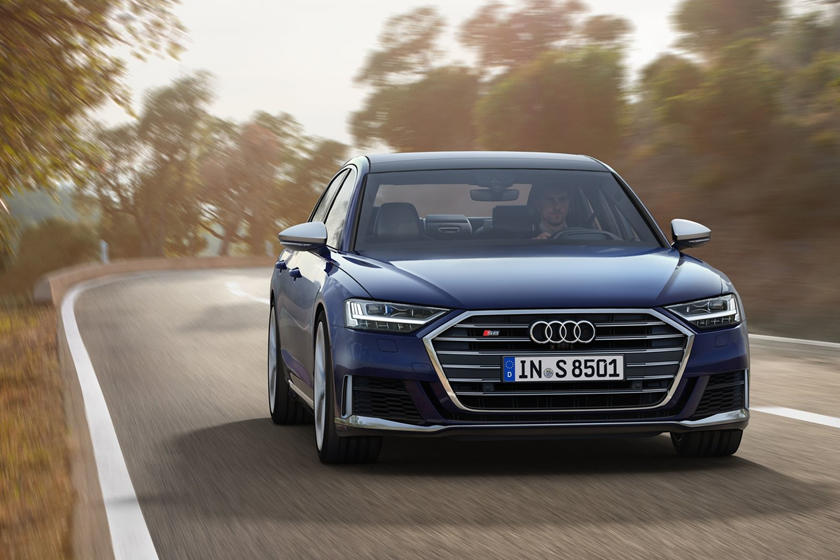 2020 Audi S8 Price, Review, Ratings and Pictures | CarIndigo.com