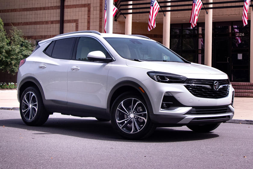 2021 buick encore gx review features trims prices mpg