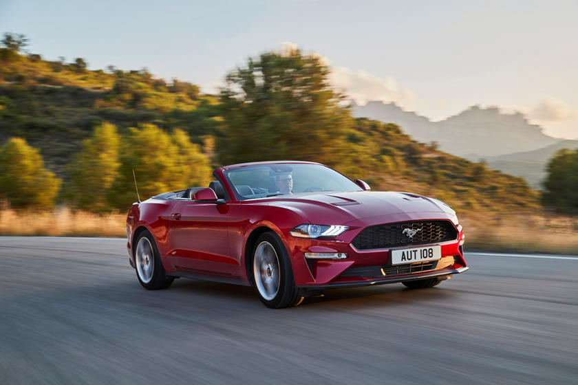 How Much Is A 2020 Convertible Mustang
