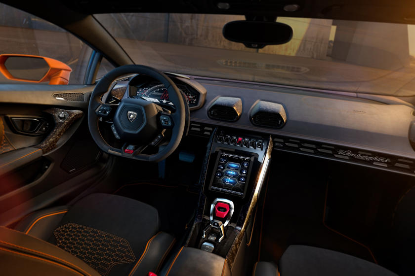 2020 Lamborghini Huracan Evo Interior Review , Seating