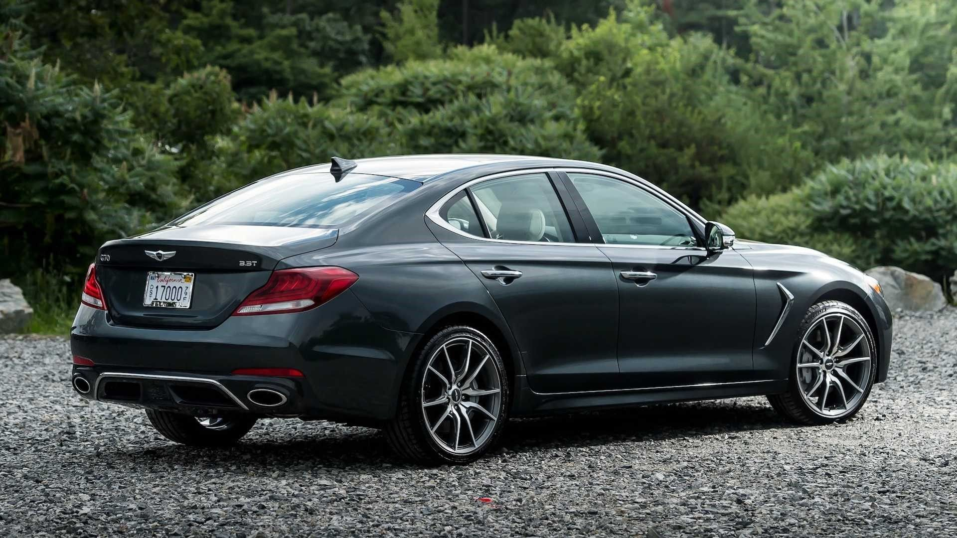 2021 Genesis G70 Review: Price, Engine, Features, MPG and ...