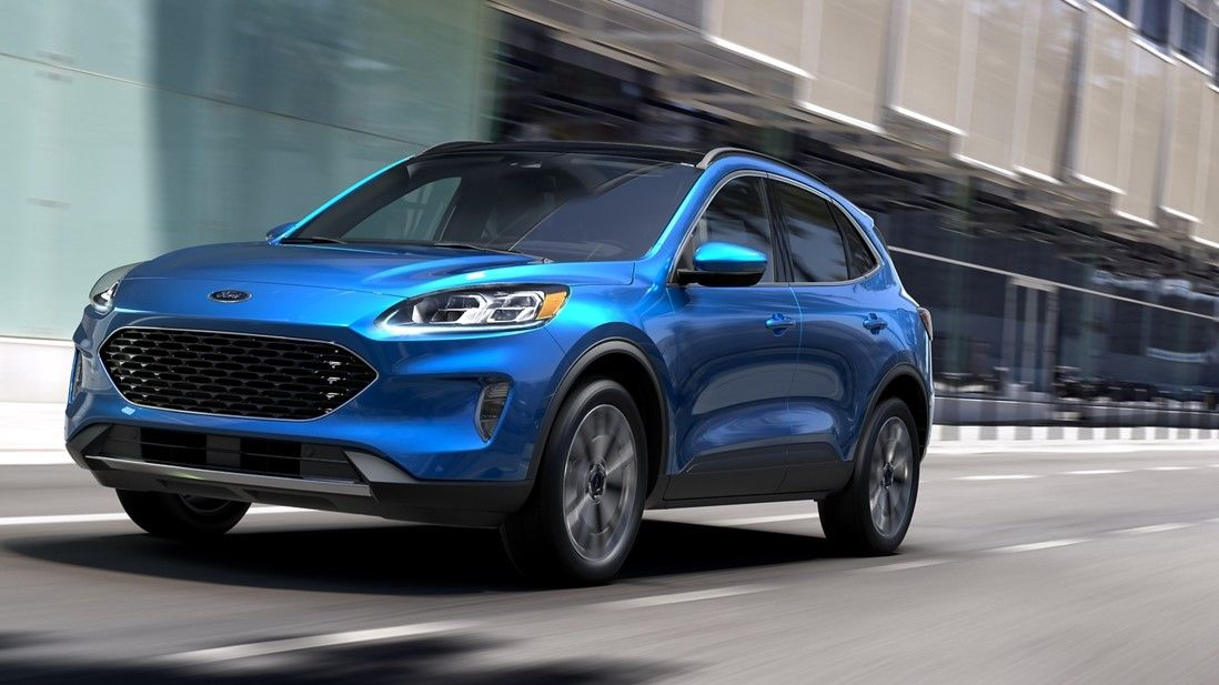 2021 ford escape suv review trims prices features