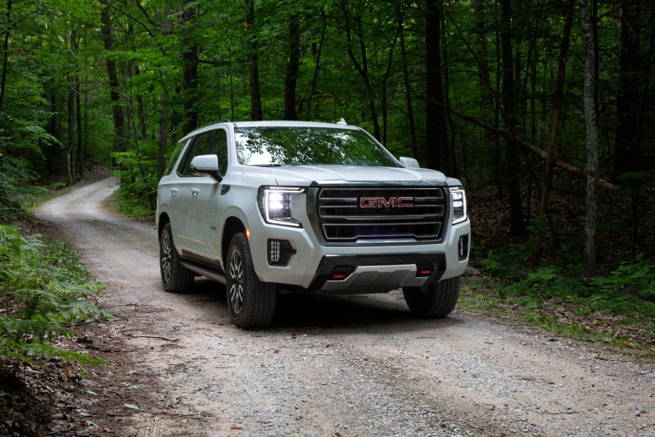 2021 Gmc Yukon Review Feature Upgrades Prices Performance Interiors And Rivals Compared