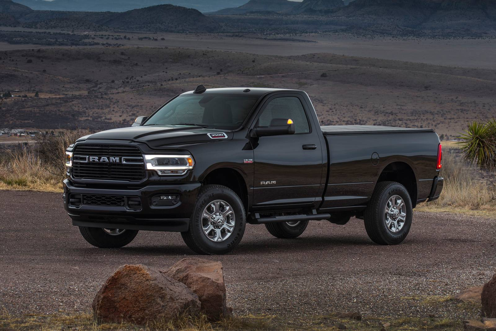 2021 Ram 2500 Regular Cab Diesel Review Price Towing Capacity Mpg Features Rivals