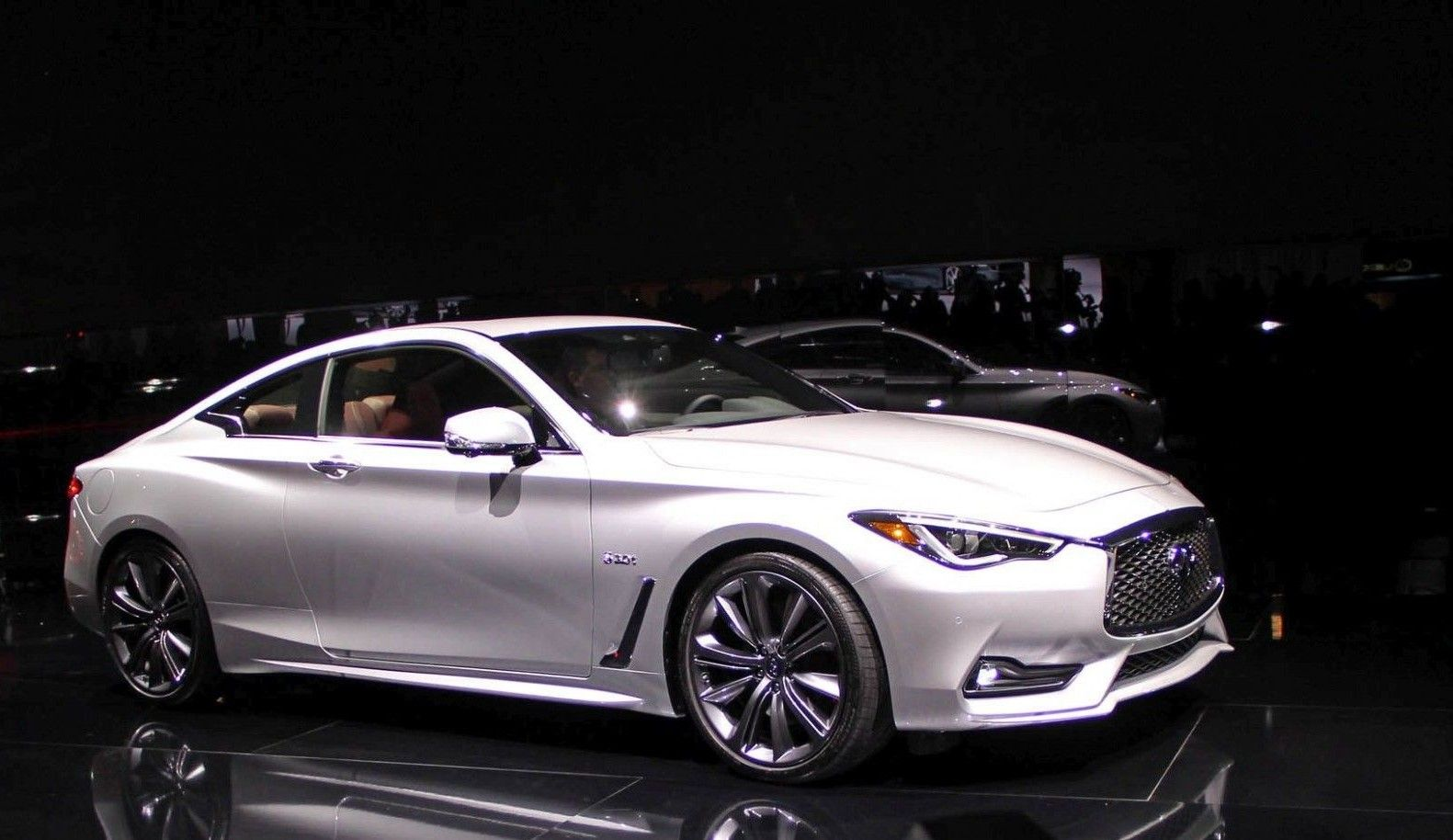 2021 Infiniti Red Sport New Review