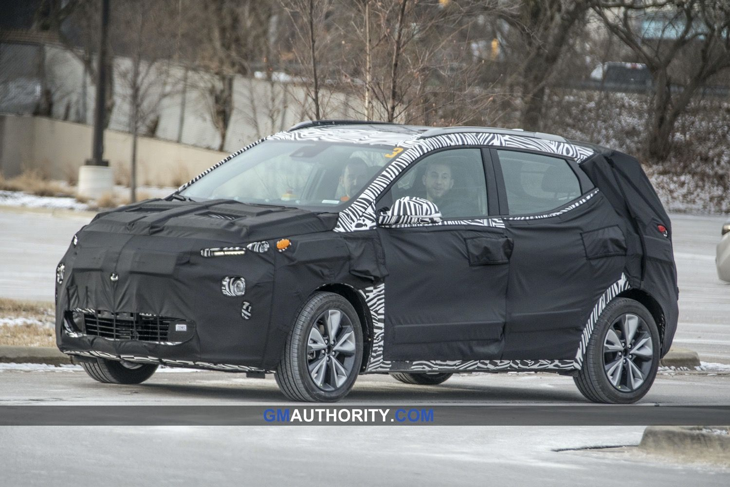 2022 Chevrolet Bolt Euv Expected Features Interior And Exterior Spy Shots