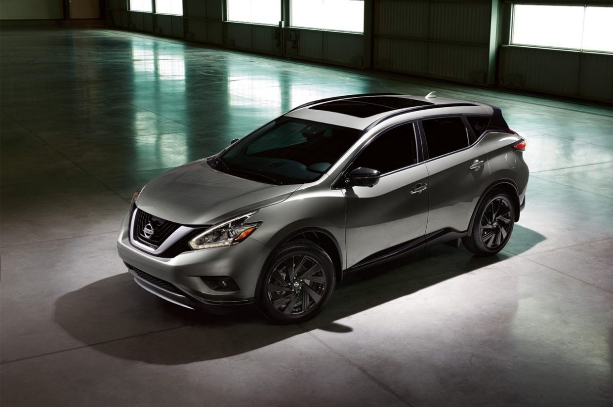 2021 Nissan Murano Overview