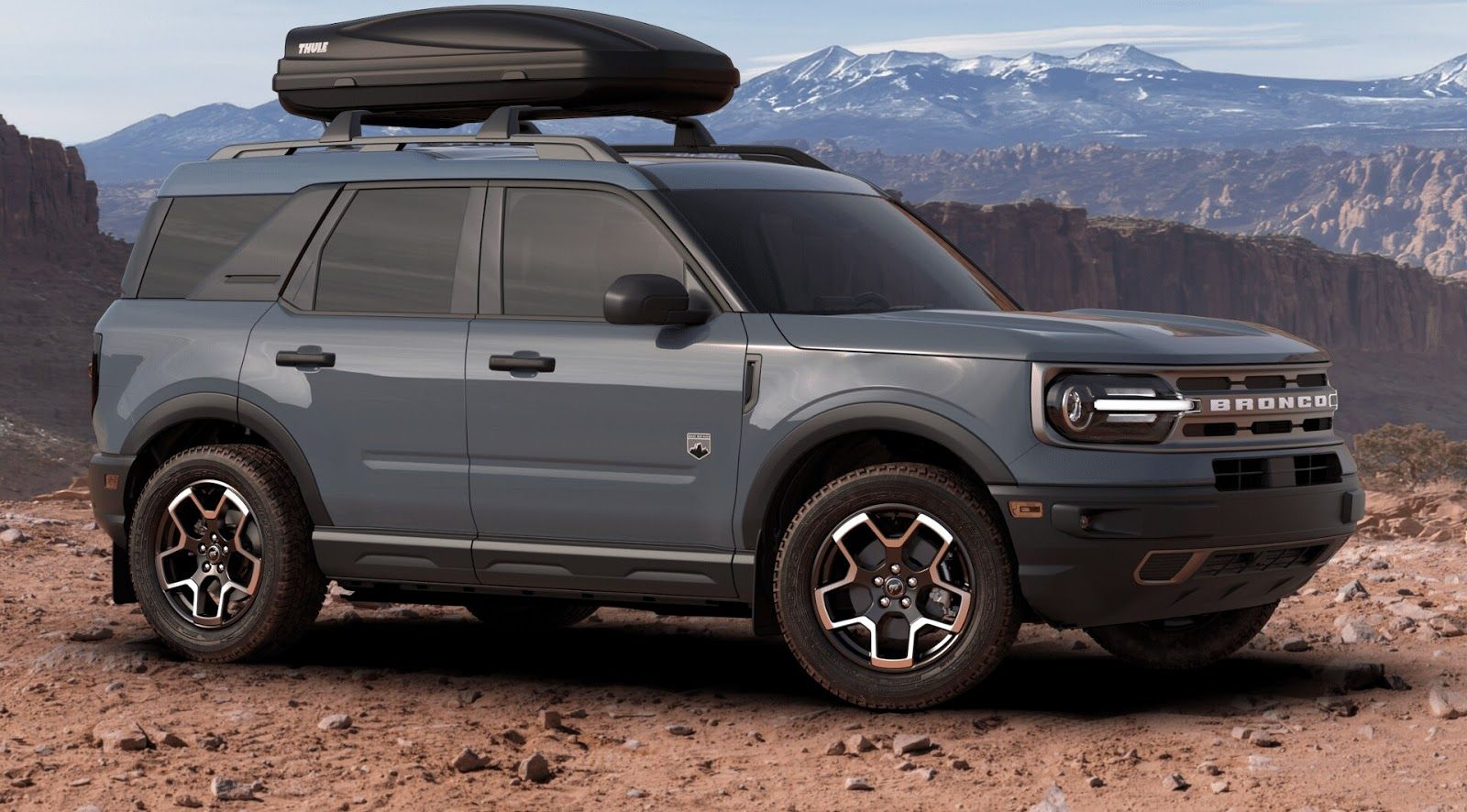 2021 Ford Bronco Sport Trims Configurations And How We Would