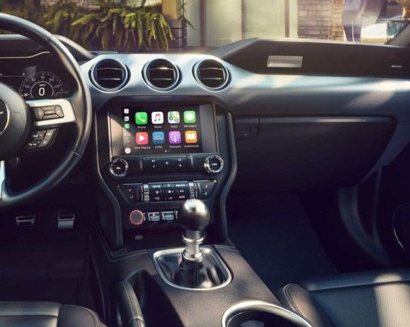 2021 Ford Mustang Interior Review Seating Infotainment Dashboard And Features Carindigo Com