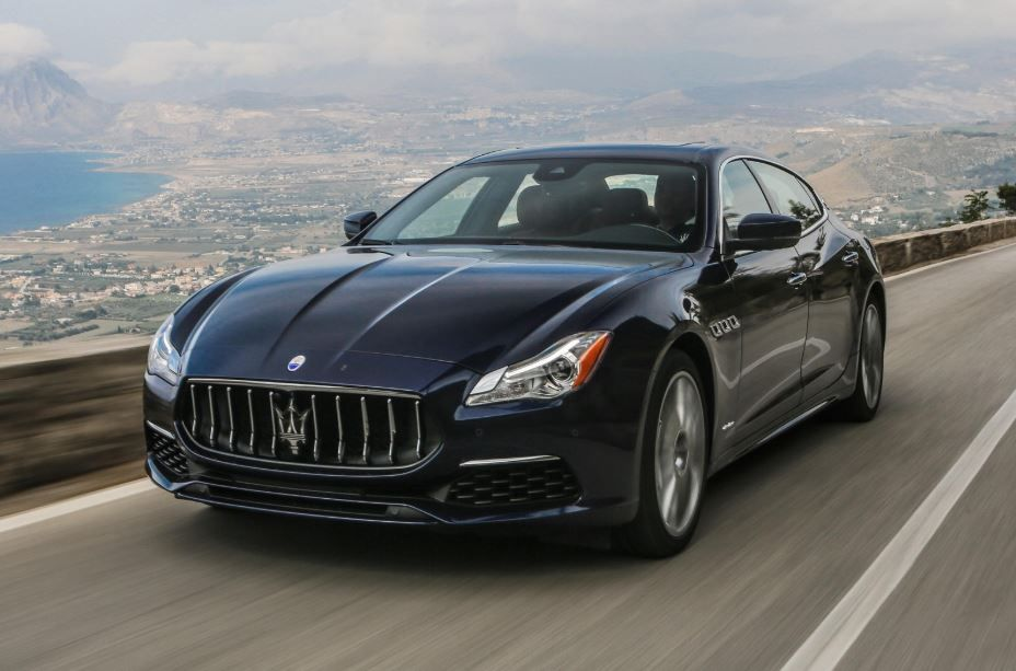 2021 Maserati Quattroporte Review: Trims, Features, Price, Performance and  Competition