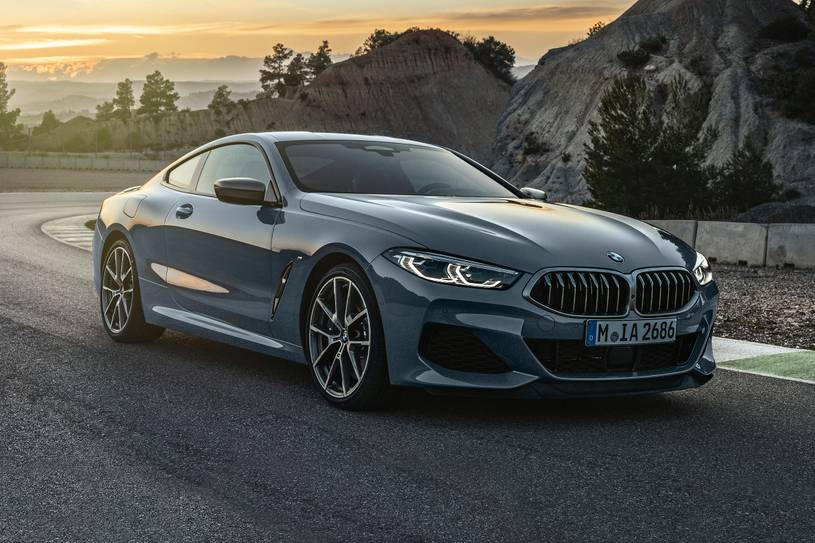 2021 BMW 8 Series review