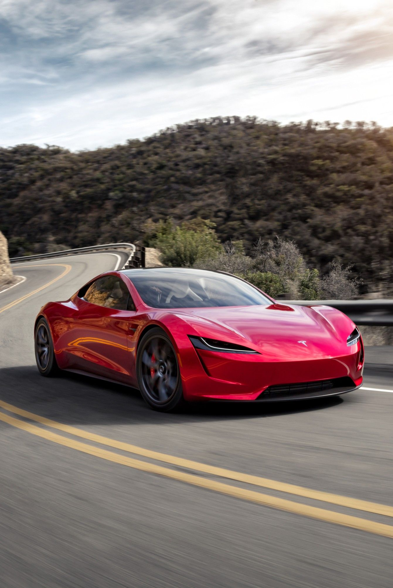 Meet The Next Decades Ultimate Dessert The All New Tesla Roadster
