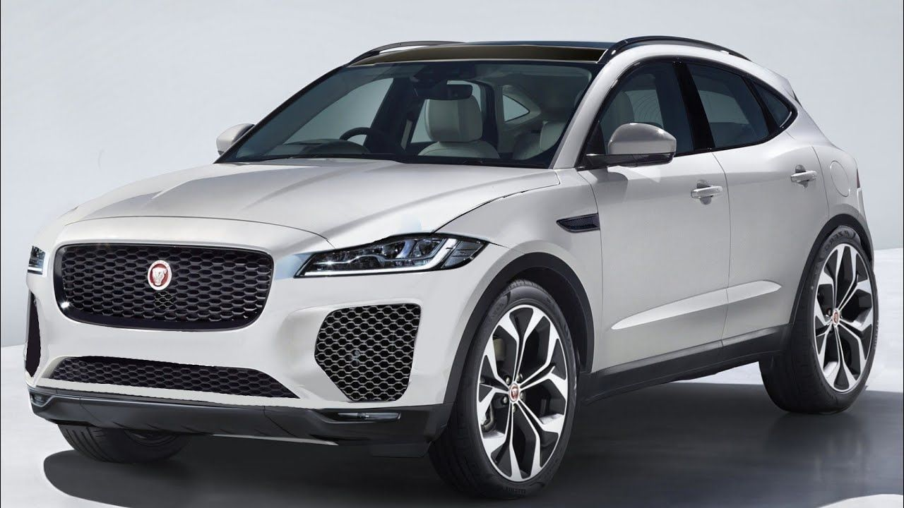 2021 jaguar epace suv review  trims packages features